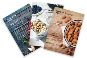 Free Healthy Snacks Booklet from Beyond Fitness